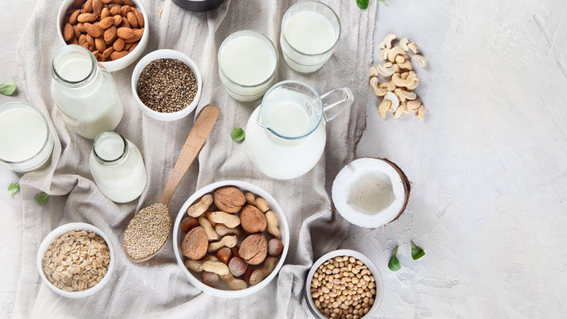 The Environmental Benefits of Reducing Dairy 2