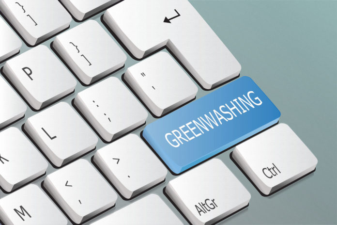 problem with greenwashing