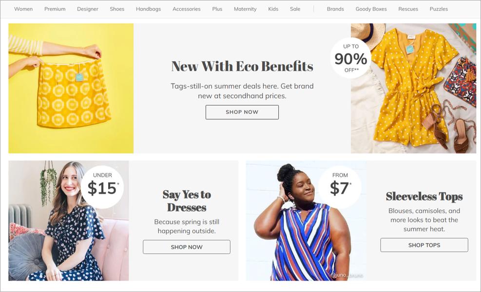 The 8 Best Online Thrift Stores 1