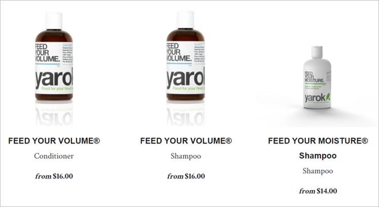 yarok shampoo