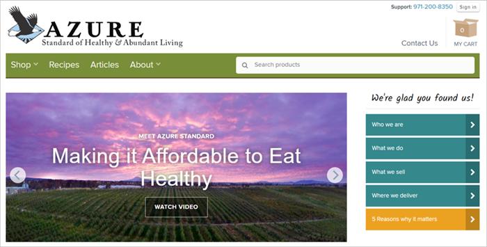 Ethical Supermarkets - Azure Standard
