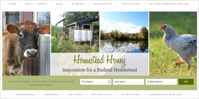 homestead honey