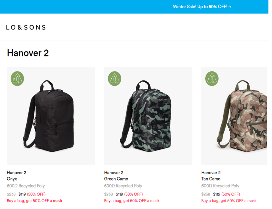 lo & sons eco friendly backpacks2
