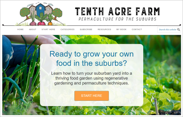 tenth acre farm