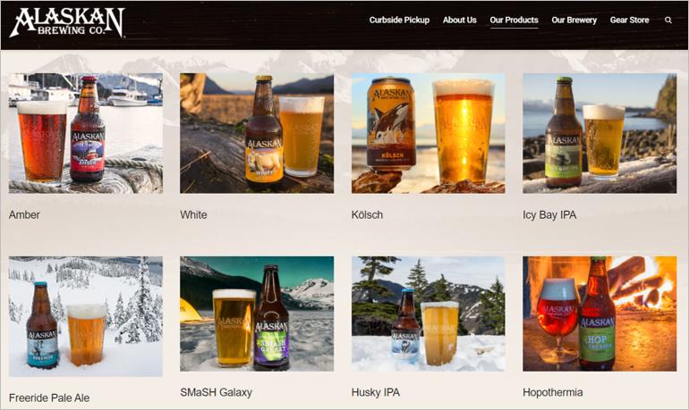 alaskan eco friendly beer