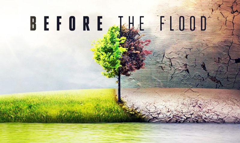 before the flood documentary