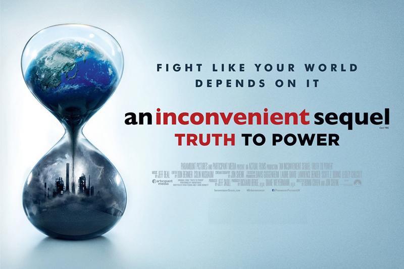 inconvenient sequel truth to power