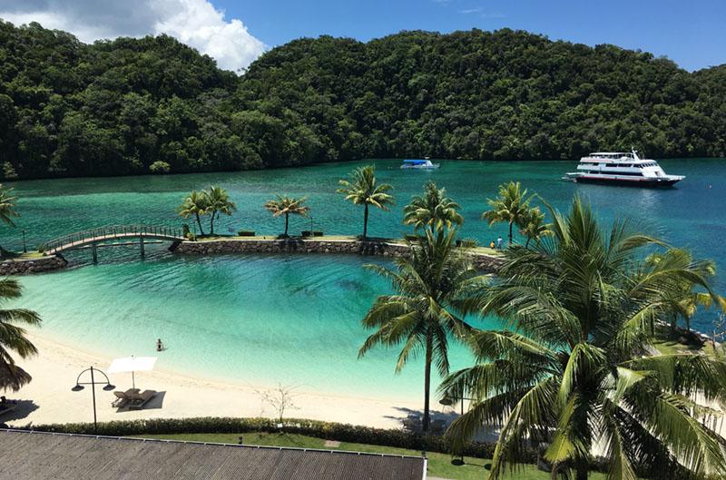 palau eco tourism