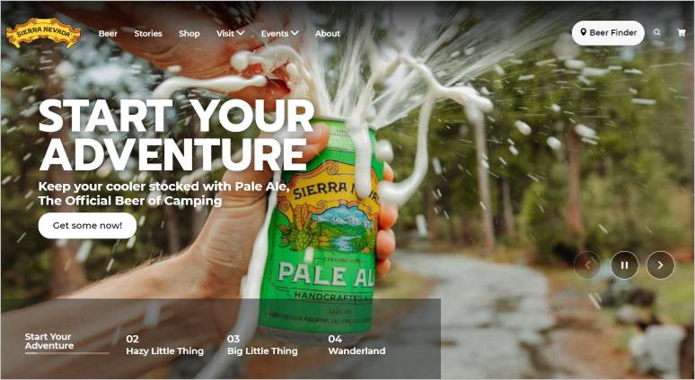 sierra nevada eco friendly beer