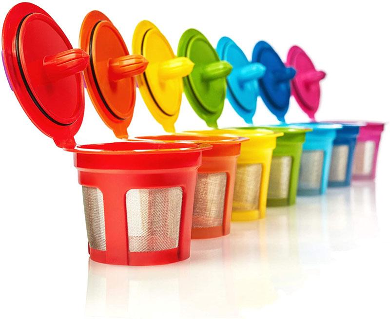 7 Reusable K Cups for Keurig