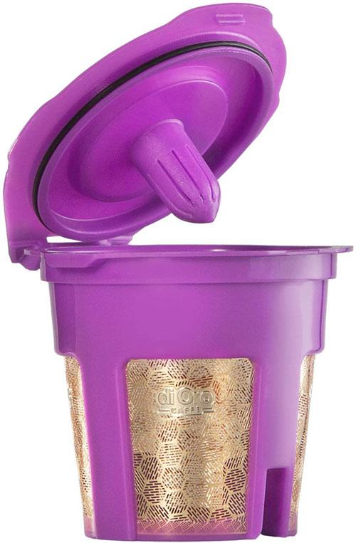 DI ORO MaxBrew Keurig Reusable K Cup Coffee Filter