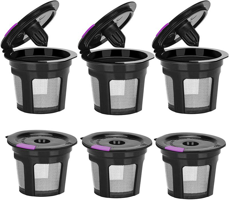 Reusable K CUPS Reusable K CUP Coffee Filter Refillable Single K CUP