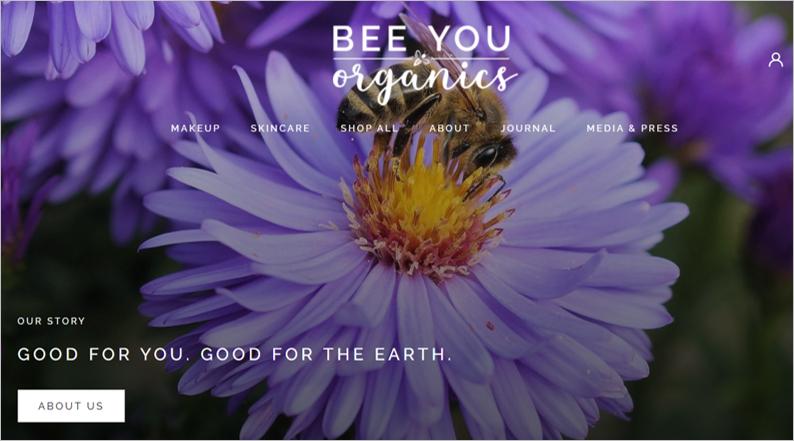 bee you organics natural skincare