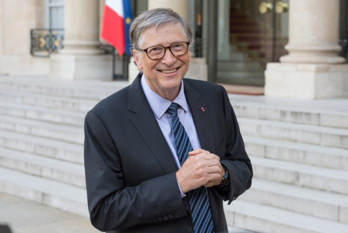 what is bill gates doing for climate change2