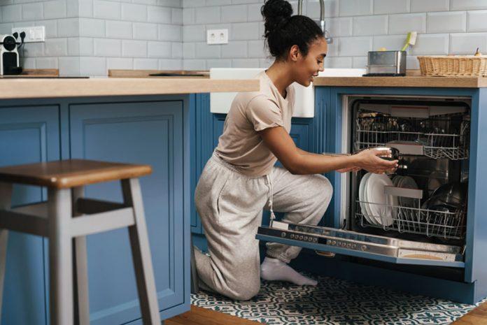 eco-friendly dishwashers