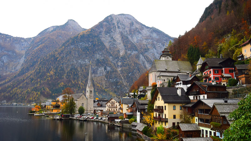 environmentally friendly countries austria