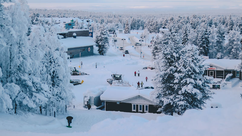 environmentally friendly countries finland