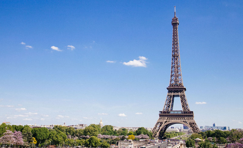 environmentally friendly countries france
