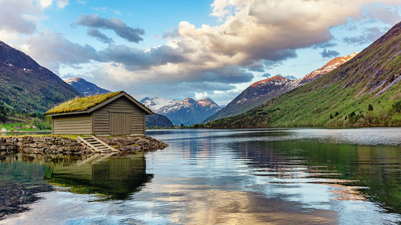 environmentally friendly countries norway