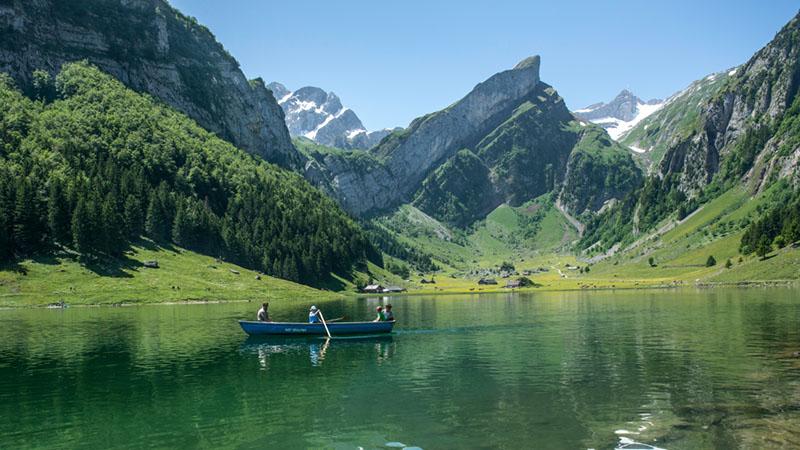 environmentally friendly countries switzerland