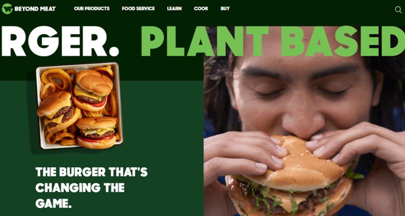beyond meat best plant-based meat alternatives