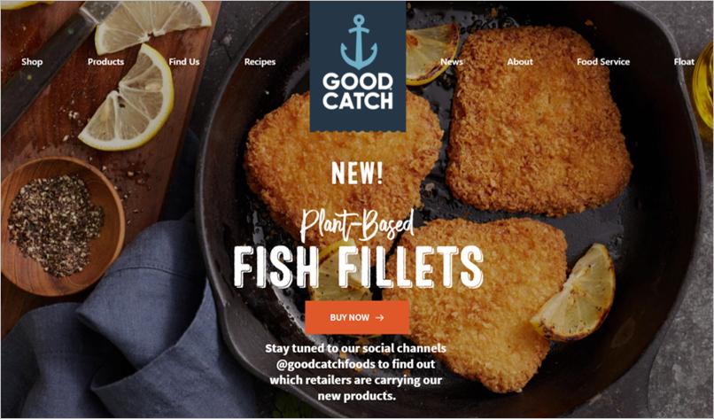 good catch best plant-based meat alternatives