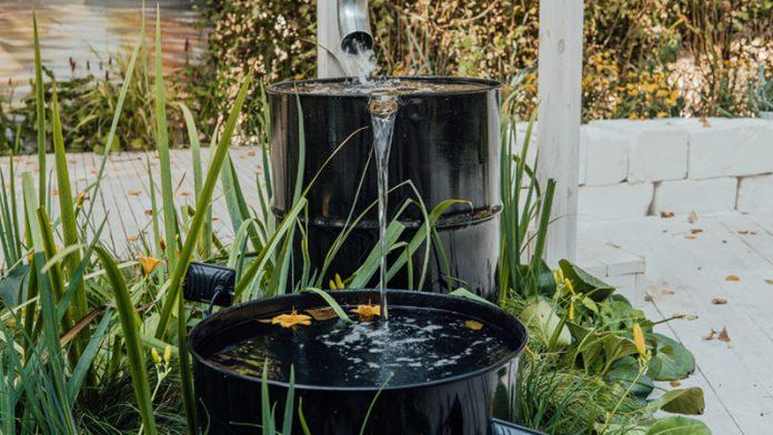 rain barrel basics