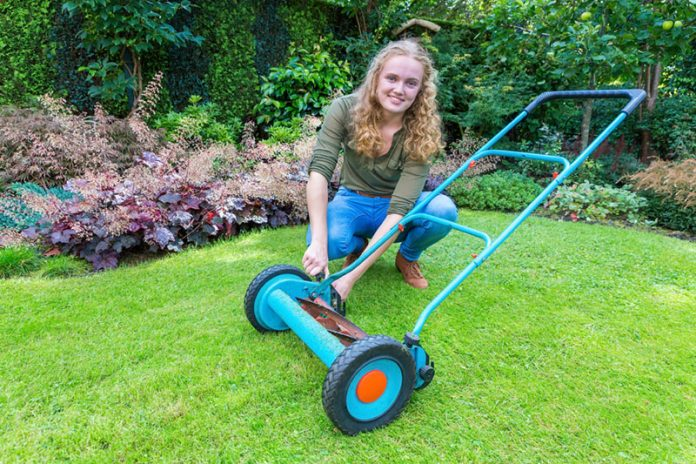 water saving lawn and garden
