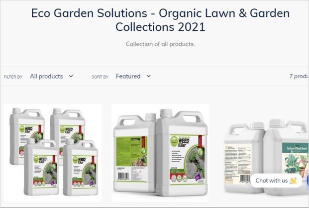 eco garden pro non-toxic weed killers