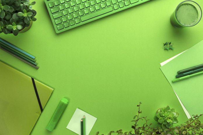 sustainable office supplies